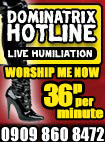 Domination Hotline - 35p